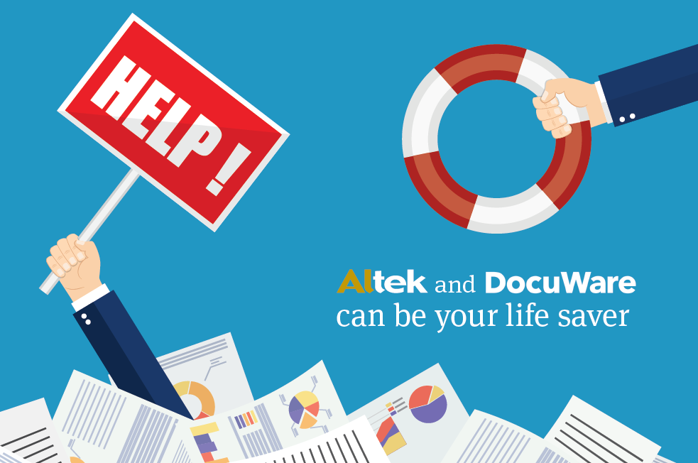 Docuware-LifeSaver-What is Document Management (DMS) and How Can It Help My Business