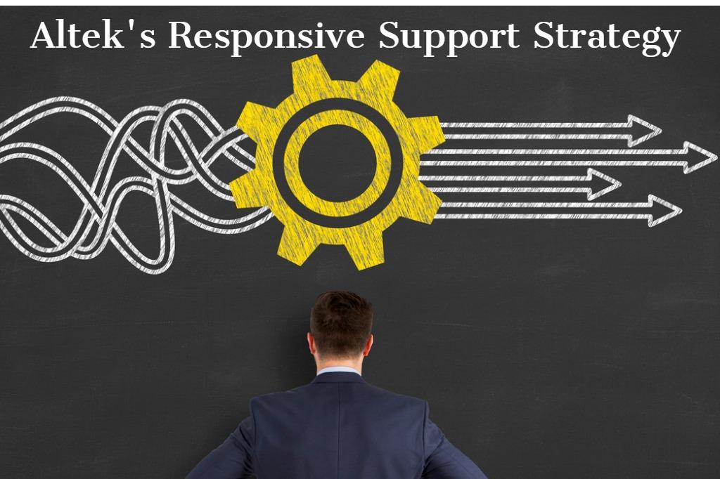 Responsive Support - Altek Imaging