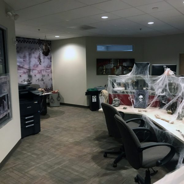 Halloween Office