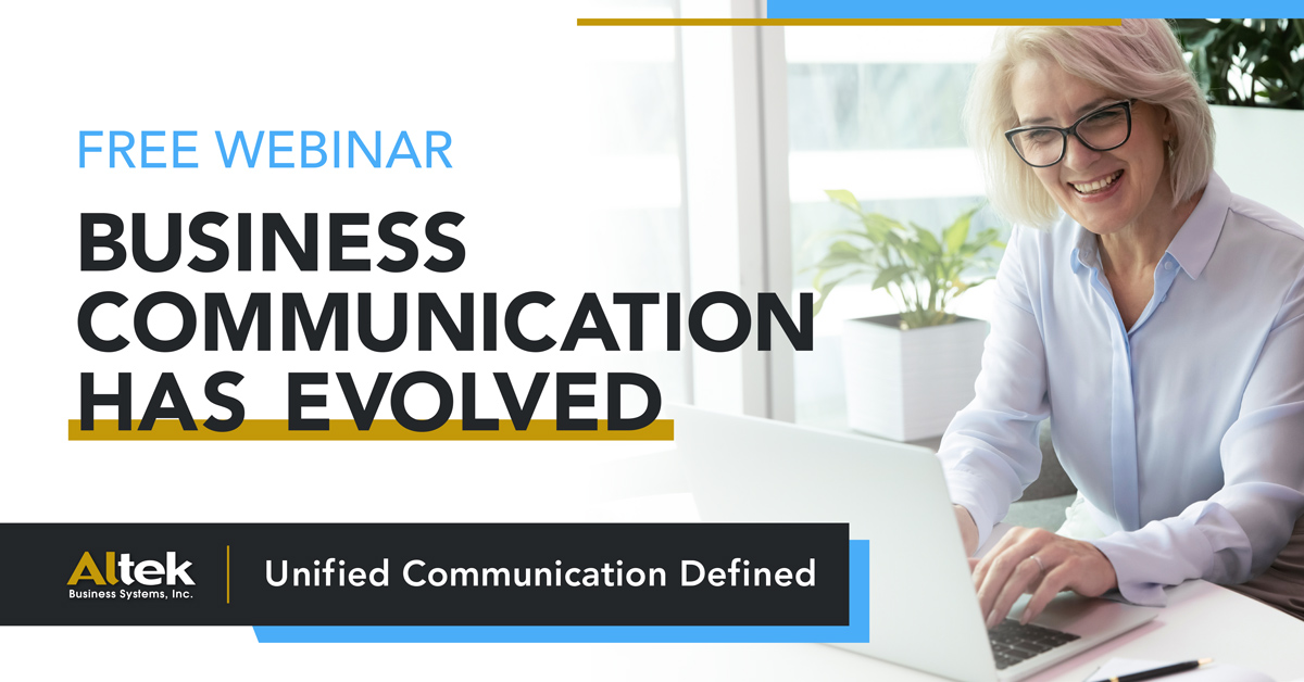Business Communication Has Evolved