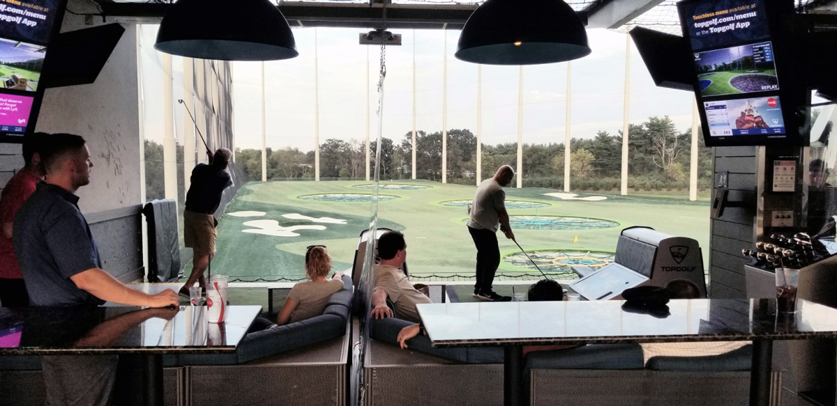 Altek Takes a Swing at Topgolf