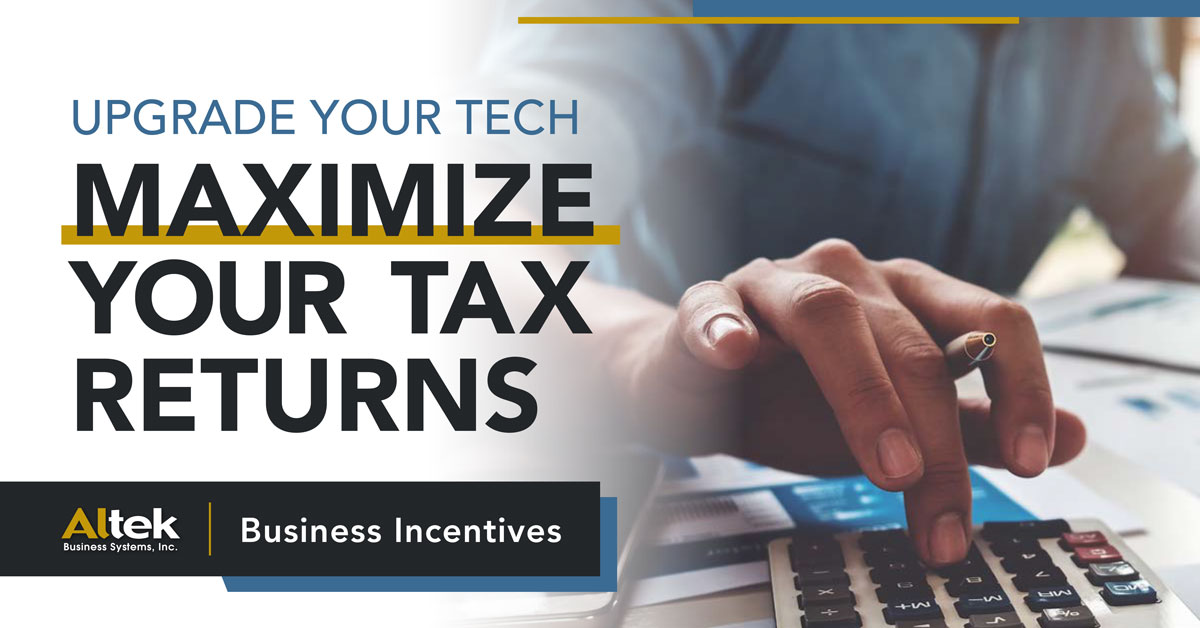 Maximize Your Tax Return Image
